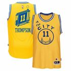 Golden State Warriors ADIDAS 1966-67 &quot;The City&quot; HWC Swingman Gold Jersey Men&#039;s <br/> 100% Officially Licensed &quot;Hardwood Classics&quot; Jersey!