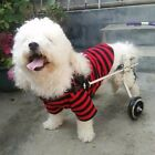 3 Type Dog/Pet/Pup Wheelchair Cart To Make Handicapped Cat/Dog/Doggie/Puppy Walk