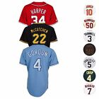 MLB Majestic Official Team & Player Replica Jersey Collection Men's on Ebay
