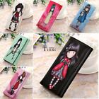 Stylish Ladies Korean Style Synthetic Leather Wallet Card Holder Cute TXCL01 01