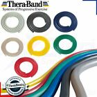 Theraband Tubing Resistance Fitness Pilates Exercise Physio Catapult Thera-band