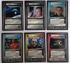 Star Trek CCG The Motion Pictures TMP Rare Cards