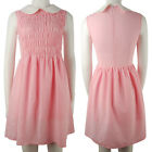 Stranger Things Eleven EL dress cosplay costume daily use skater dress christmas