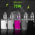 Mini 75W LCD Electronic E Pen Vapor Filter TC Mod Box Temperature Control Kit