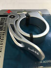 ACOR Forged Alloy Quick Release Seat Post Clamp Silver
