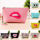 8*10cm Toiletry Holder Cosmetic Makeup Pouch Pencil Case Bag Purse Organizer New