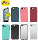 OtterBox Symmetry Series Case for iPhone 7 8 & 7 8 Plus With FREE TEMPERED GLASS