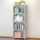 Внешний вид - Pop Home Books Storage Rack Combined Bookshelf Functional Shelving Unit Decor