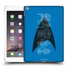 OFFICIAL STAR TREK SHIPS OF THE LINE HARD BACK CASE FOR APPLE iPAD