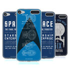 OFFICIAL STAR TREK SHIPS OF THE LINE SOFT GEL CASE FOR APPLE iPOD TOUCH MP3