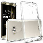 Shockproof Hybrid Ultra Clear Soft TPU Back Bumper Cover Case For Asus Zenfone