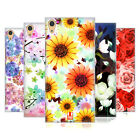 HEAD CASE DESIGNS GLAMOROUS BLOOMS BACK CASE FOR SONY XPERIA XA1 ULTRA / DUAL