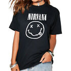 Women Summer T Shirt Letter Print Tee Harajuku T-shirt Cotton Tops Casual 3K9