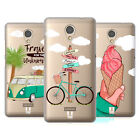 HEAD CASE DESIGNS SUMMER ADVENTURE HARD BACK CASE FOR LENOVO P2