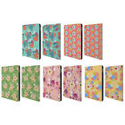 HEAD CASE DESIGNS WHIMSICAL FLOWERS LEATHER BOOK WALLET CASE FOR APPLE iPAD