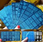 1PC Pretty Manicure Nail Art Stamp Stamping Image Plate Stencil Template