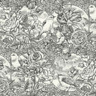 Toile Fabric, Jason Yenter, NEW RELEASE! 3 Colorways, 100% QSQ Cotton, Sold BTHY