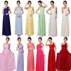Women Formal Long Ball Gown Party Cocktail Wedding Bridesmaid Nightwear Dress