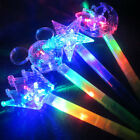 LED Flashing Children Girls Fairy Magic Wand Sticks Light up Princess Fancy Dres