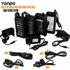 1A 2A 3A 5A 8A DC 5V 12V 24V Power Supply Adapter Transformer For 5050 LED Strip
