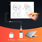 A4 LED Painting Tracing Board Copy Pad Panel Drawing Tblet Art Artcraft Stencil
