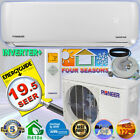 PIONEER 12000 BTU 17.2 SEER DC Inverter+ Ductless Mini Split Heat Pump Set 120V