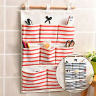 Wall Mounted Door Closet Hanging Storage Bag Pouch Socks Cosmetic Sorting Bag