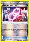 4X Mewtwo Spirit Link - 144/162 - Uncommon - Reverse Holo XY BREAKthrough Pokemo