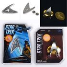 Star Trek Next Generation Starfleet Communicator Badge Brooch Pin 2Color