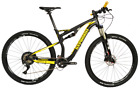 STRADALLI 29ER SHIMANO SLX  DT SWISS SPLINE XC TRAIL FULL CARBON SUSPENSION MTB