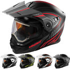 Castle X EXO-CX950 Apex Electric Modular Mens Dual Sport DOT Snowmobile Helmets