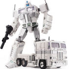 WeiJiang KO Oversized Optimus Prime Figure MPP10 MPP10B MPP10W Badge Upgrade Kit