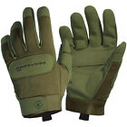 Pentagon Duty Mechanic Gloves Mens Tactical Combat Military Airsoft Gear Olive