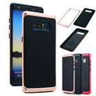 For SAMSUNG GALAXY Note 8 S8+ Hybrid Shockproof Protective Armor Soft Case Cover