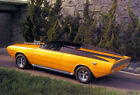 1967 Dodge Dart GT Convertible Daroo I Concept Car #2 - Promotional Photo Poster $14.99 USD on eBay