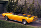 1967 Dodge Dart GT Convertible Daroo I Concept Car #2 - Promotional Photo Poster $9.99 USD on eBay