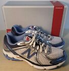 NEW BALANCE W770SB2 WOMEN'S BLUE SLIVER ATHLETIC SNEAKERS NEW IN BOX USA