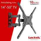 TV Wall Mount Bracket 32 39 40 42 46 50 for Samsung LCD LED Flat Tilt Corner HD