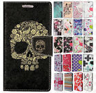 For Apple iPhone 8 & 8 PLUS Premium Leather Wallet Case Pouch Flip Phone Cover