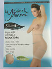 YSABEL MORA sheath light woman high waist e knee high socks nude colour 19612