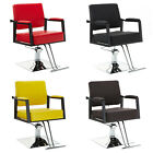 All Purpose Hydraulic Barber Chair Salon Beauty Spa Hair Styling 4 Colors Modern