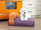Molly Mutt Royals Dog Bed Duvet 100% Washable Cotton Removable Cover Ships FREE