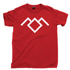 Owl Cave Symbol T Shirt Twin Peaks Black White Lodge Red Room Dale Cooper Tee