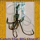 Aberdeen Fishing Hooks Leader Hunting Sports Bass-Catfish Mens Lake Fresh Water