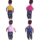 Fashion Dolls Schoolbag Backpack Accessories for All 18'' Amrican Girl Doll i0Y