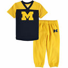 Michigan Wolverines Outerstuff Toddler Ost Field Goal And Pant Set