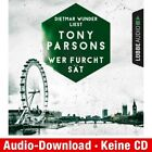 Hörbuch-Download (MP3) ★ T. Parsons: Wer Furcht sät - Detective Max Wolfes drit…