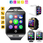 Bluetooth Smart Watch with Touch Screen Camera SIM TF Card For Android Samsung