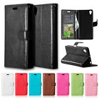 Flip Leather Wallet Case Magnet Stand Card Slots Cover For Sony Xperia Z5 XA Z1