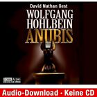 Hörbuch-Download (MP3) ★ Wolfgang Hohlbein: Anubis